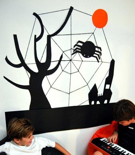 Decoracion Halloween Casera ~ Decoraci?n casera para Halloween ? Vivir en Totana