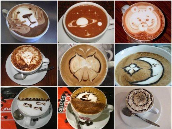 dibujo café